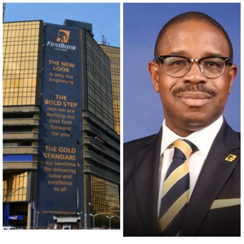CBN queries First Bank over management change without approval