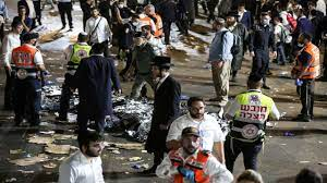 44 killed in stampede at Jewish religious festival in Israel – Officials