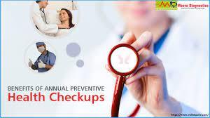 Expert advises regular medical check-ups to maintain good health