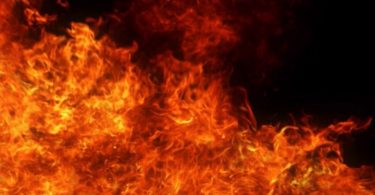 Fire guts Oro central market in Kwara