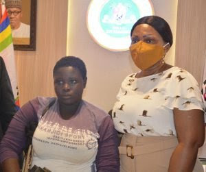 Lagos govt provides temporary shelter for amputee hawker