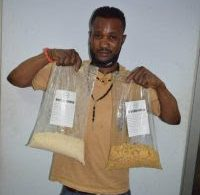 ODEH: Goodluck runs out of luck,as NDLEA seizes N564m heroin at Abuja airport