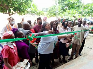 We've completed over 1, 097 projects covering 970 schools — Gov. Sanwo-Olu