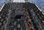 Iran denies knowledge of ship carrying weapons in Arabian Sea