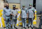 Customs intercepts 1,387 cartons of Tramadol in Rivers