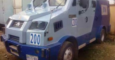 Robbers attack bullion van in Ondo state, cart away undisclosed amount of money