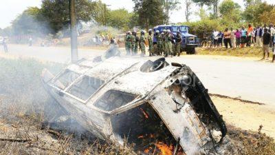 Accident claims 6 on Sagamu-Benin expressway