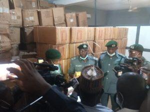 Smuggling: Customs decry communities' dwindling collaboration