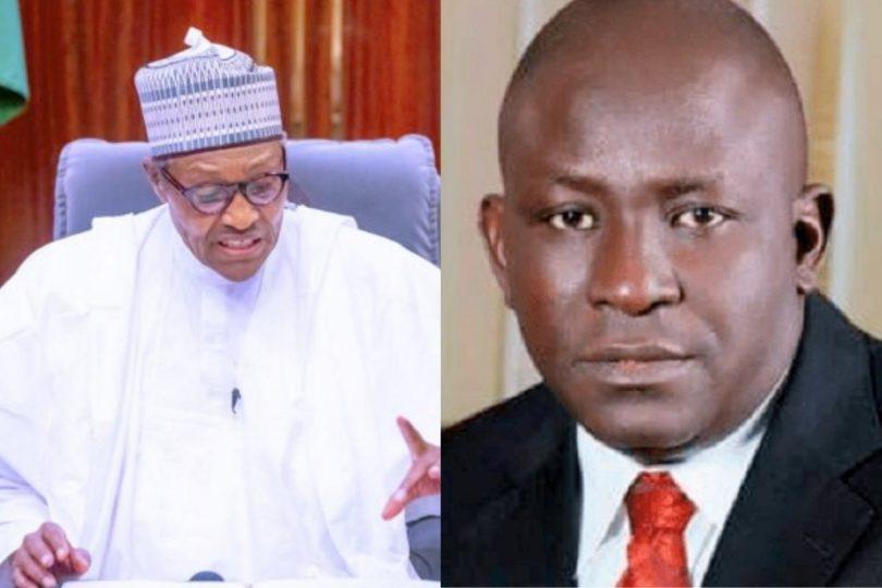 ICPC fugitive is not Buhari's inlaw – Presidency