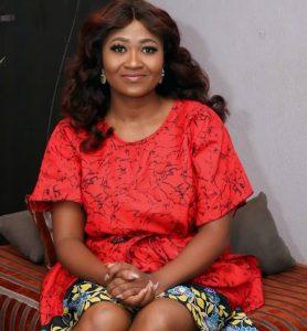 Nollywood actress, Mary Njoku, describes women as humans, not robot