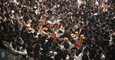 Israeli emergency-service workers in Meron on Lag B'Omer: 'It was apocalyptic'