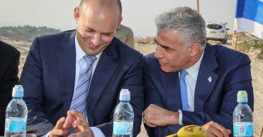 Lapid and Bennett officially on the clock to end Netanyahu's tenure
