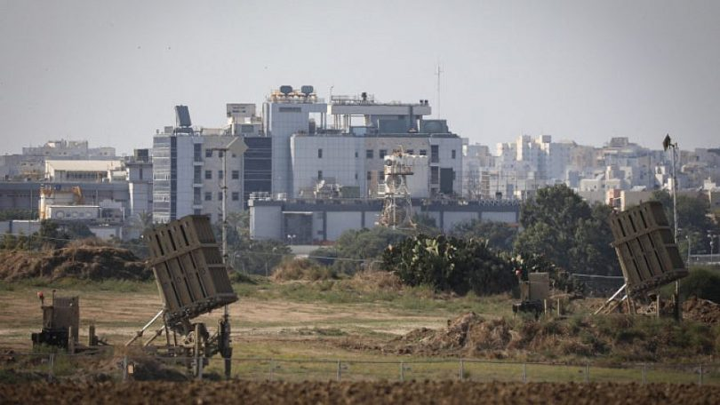 Gaza's terror factions place Iron Dome under new scrutiny