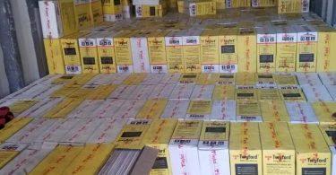 NDLEA intercepts 4.9m tramadol capsules at Onne port