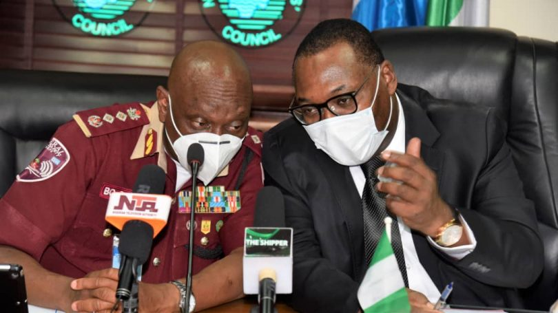 Shippers' Council, FRSC begin collaboration to significantly reduce accidents on Nigeria highways