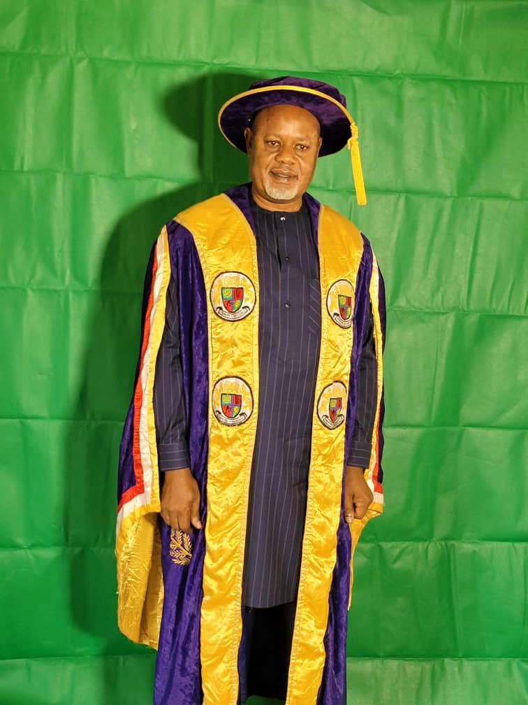 OGBEIFUN: Igbinedion University inaugurates Nigeria's foremost Shipping Mogul in Governing Council