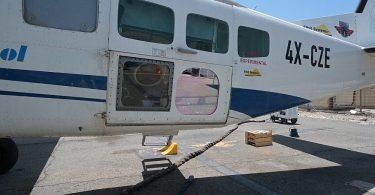 Israel demonstrates first-ever airborne laser interceptor