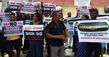 Group rejects LG polls, calls for rerun in Amuwo Odofin