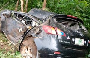 """The Federal Road Safety Corps (FRSC) in Badagry, said the command recorded five deaths in a road crash in the second quarter. The FRSC Badagry Unit Commander, Mr Sulaiman Taiwo, said this at the Second Quarter Retreat with Officers and Men of the command on Friday, in Badagry. The News Agency of Nigeria (NAN) reports that theme of the retreat was """"Utilising Customer Relations After the End-Sars Protest."""" The commander said the crash that resulted in the death of the five persons occurred between Agogo igbala and Mowo axis along Lagos Badagry Expressway. Taiwo attributed the cause of the accident to speed limit violation and carelessness on the part of the driver. He advised motorists to avoid dangerous driving and speed limit violation. The commander urged motorists to cooperate with officers and men of the command for safer roads within the area. Taiwo said the command would continue to evolve training and human capital development strategies that would promote excellence in the FRSC. He said officers were expected to assist in implementing government's development goals, adding that the training and retraining would continue to be part of the commission's strategy for assured maximum results."""
