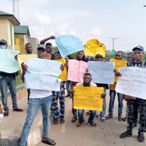 Youths in Ibadan stage protest, call for Igboho's release