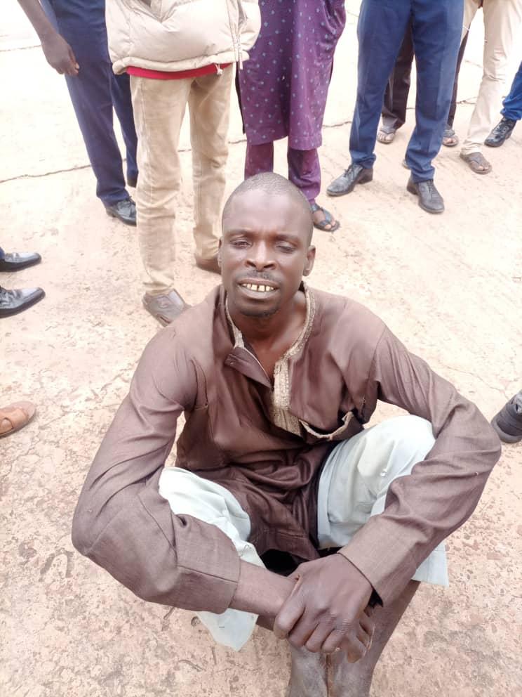 NSCDC arrests suspected bandit