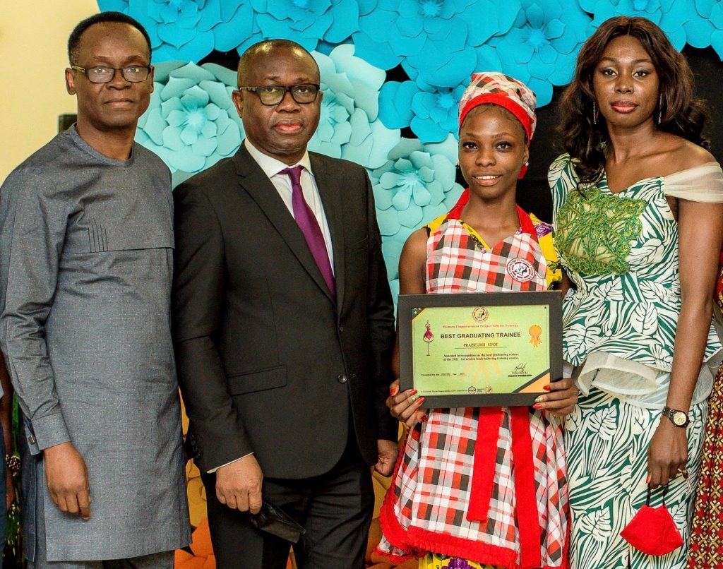 INTELS graduates 11th Batch of women empowerment scheme