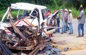 5 die, 4 injured in lagos-Ibadan expressway accident