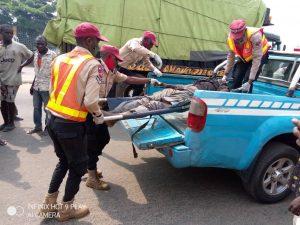 Man dies in Anambra multiple crash