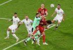 Italy stop Belgium 2-1 in Euro 2020 quarter-final