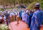 I feel very strongly about NYSC, says President Buhari