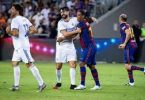 Real Madrid beat FC Barcelona in veteran legends Clasico in Israel
