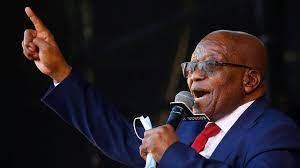 S/Africa's jailed ex-leader Zuma loses bid to overturn arrest