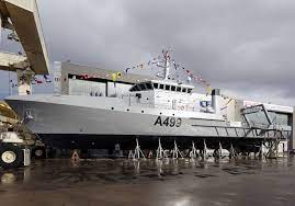 Navy releases 2 vessels, with stern warnings to owners in Delta