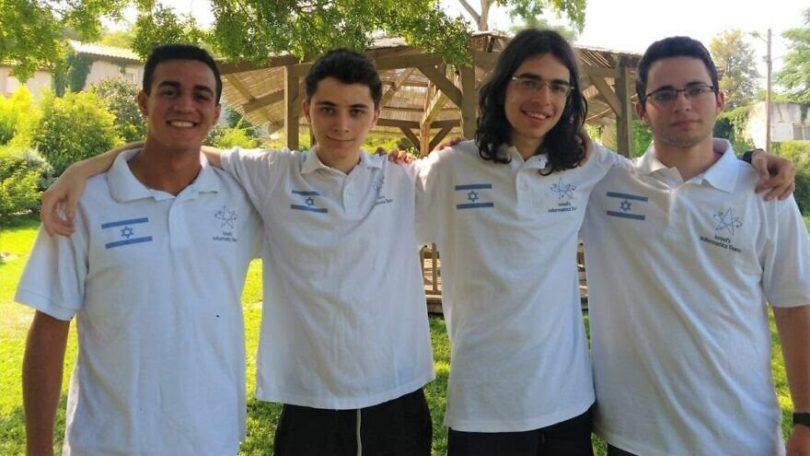 Israeli brainpower: High school students take home silver, bronze in Informatics Olympiad