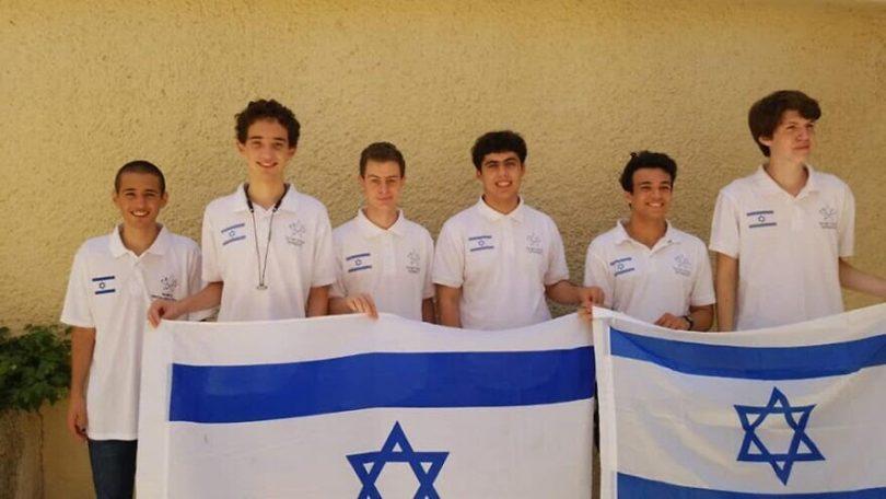 Israeli high school students win six medals (three gold) at International Math Olympiad