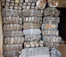 NDLEA intercepts 24,311kgs heroin, codeine in Lagos
