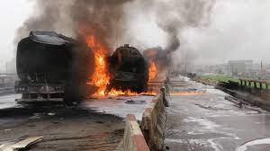 Fire destroys petrol-laden tanker, shops in Jimeta