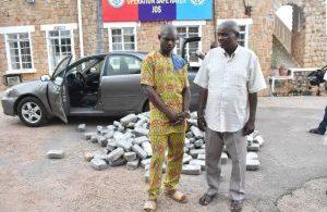 Military nabs 2 suspected drug dealers in Plateau with hemp worth N9.5m –spokesman