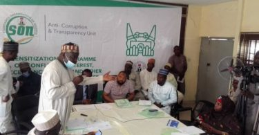 SON, ICPC train staff on conflict of interest, gratifications