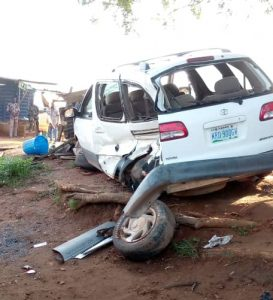 Accident claims 2 lives on Lagos-Abeokuta Highway