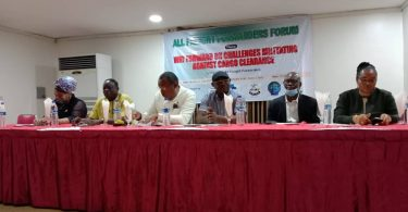 AFFF: Logistics Chain Practitioners Unite To Tackle manmade Cargo Clearing Bottlenecks