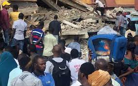 Man loses 3 children to building collapse in Jigawa