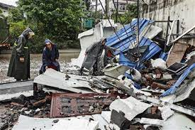 3 killed, 60 injured in earthquake in south-western China