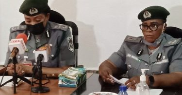 Customs Ondo/Ekiti supervises export of 2,233 containers of cocoa bean in 8 months