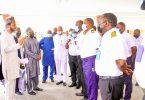 NSC boss decries infrastructure gap in Nigeria's maritime domain