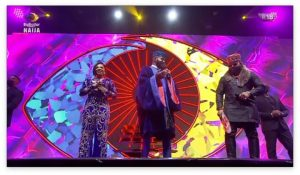 Whitemoney wins Big Brother Naija, Shine Ya Eye show