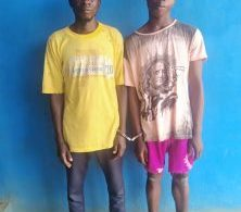 Police arrest 2 suspected kidnappers while picking ransom money in Ogun