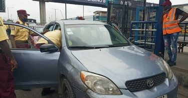 LASTMA impounds 70 vehicles for traffic violations