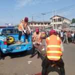 Accidents claim 137 in FCT